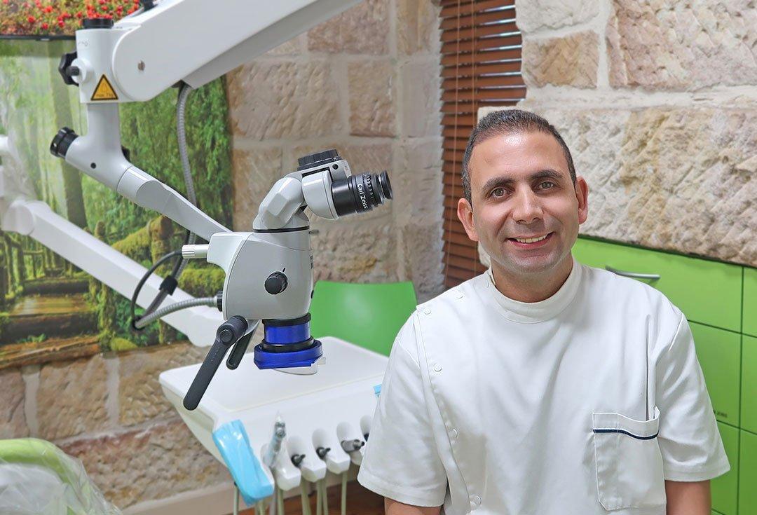 Dr Ben Shababi